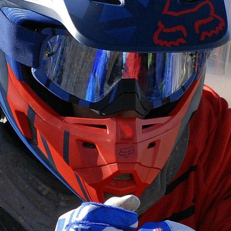 Foto:  @arielsantibanez_raw_fotos: Mx provincia @foxheadargentina #motocross #cascos #fox #mxargentina
