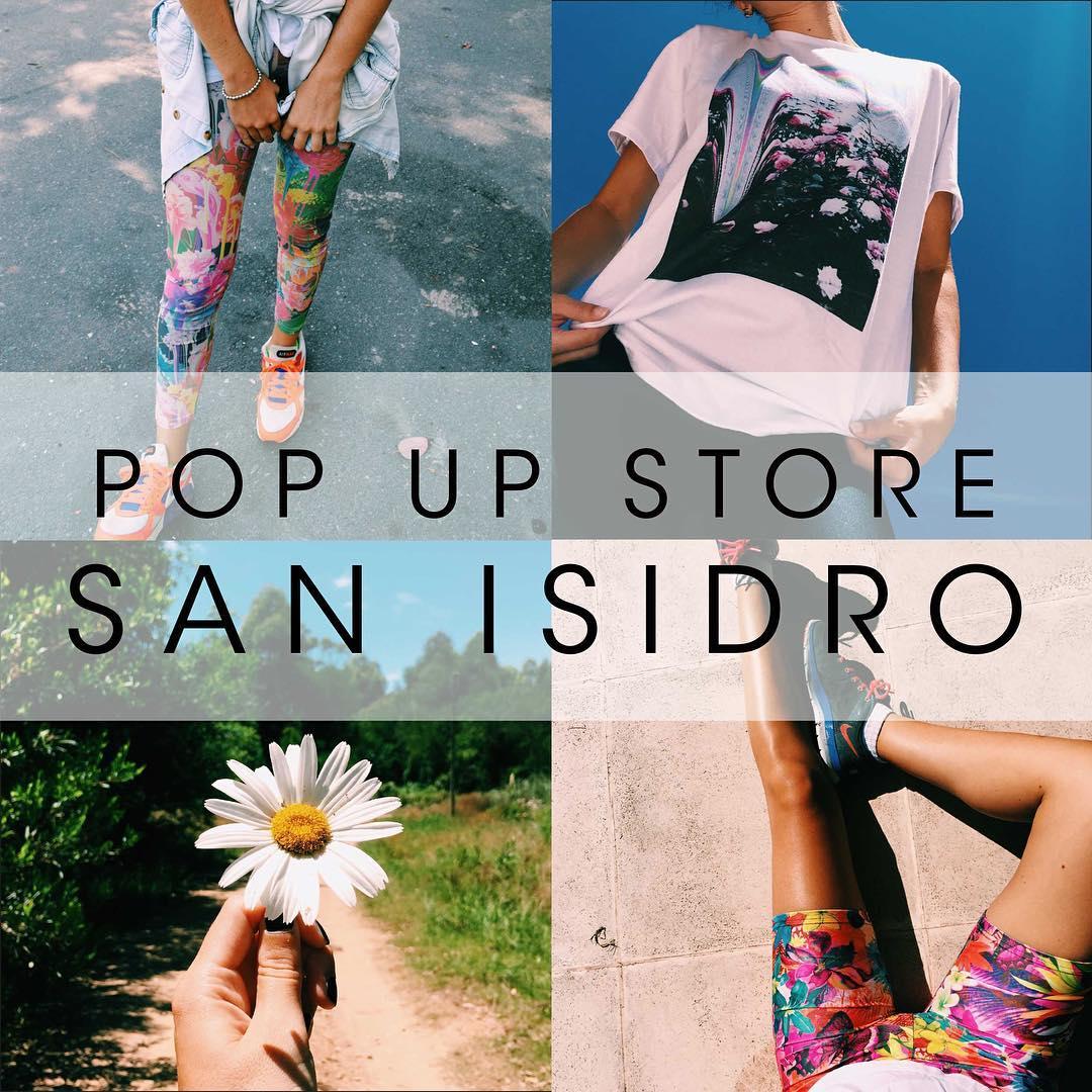 MAÑANA de 16 a 20hs en San Isidro!