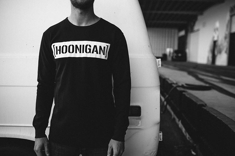 The Censor Bar logo is one of our classics and could be found on tees, hoodies and more. Take your pick on #hooniganDOTcom. #supporthooniganism