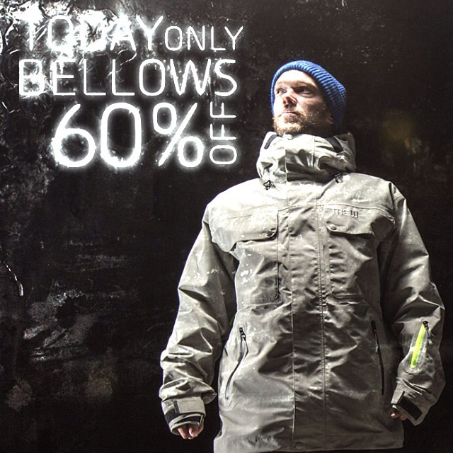 Last day of #deepdiscounts today with the Bellows 60% off. The Bellows will be discontinued next year so don't miss this last chance for a killer deal!  www.trewgear.com/bellows