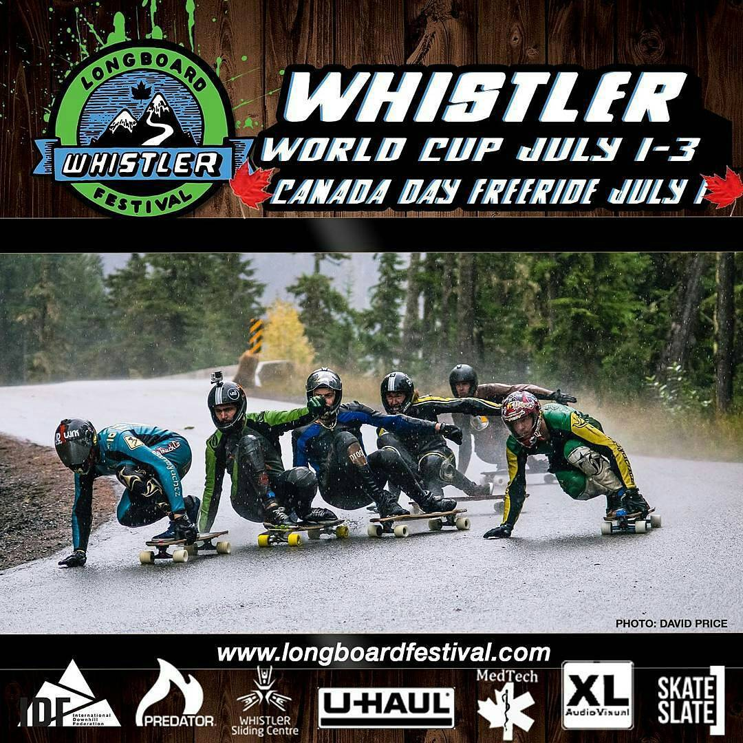 Race, Freeride and Volunteer Registration is now open for the 2016 #whistlerlbfest! In addition to the 8 hairpins totalling 11 corners, take advantage of the brand new skatepark, village nightlife, low canadian dollar. This is year will be lit.