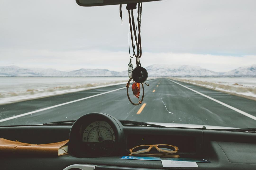 Roadtrips are the best trips  Two days left to submit #NatureOfProof photos - learn more about our giveaway with @szabilla & @tradesofhope on the blog  Photo by @_prozack_ of @theroguecrew