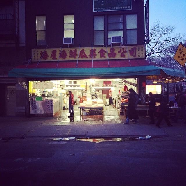China Town, N.Y.