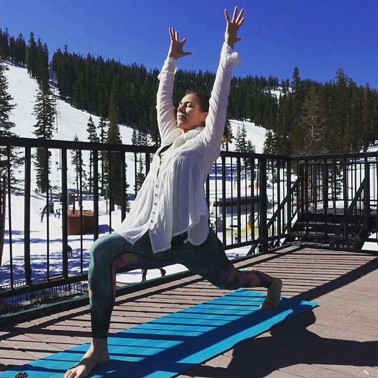 """This time, my 108 sun salutations are dedicated to Boarding for Breast Cancer for all they do and share with those who need it."" -Megan Pischke Why 108? There are many reasons for the sacredness of this number, but my personal favorite is the..."