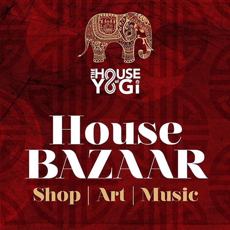 ~ Tribe Gathering ~  #SanDiego Event: House BAZAAR - shop, art, music & eats at The House of Yogi @houseofyogieast (1227 J Street) | Sunday, April 3rd ~ 10 am - 2 pm | Giveaways, performances & yoga deals! -------------------------------- #bekindvibes...