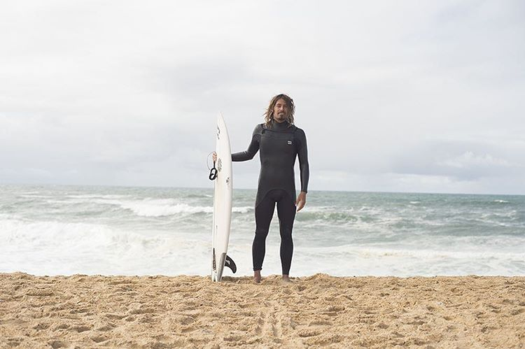 Rasta in the #Revolution series full suit. Visit Billabong.com or your local shop. #Billabongwetsuits
