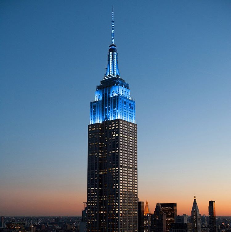 today's for you. today, we light it up blue. #worldautismawarenessday #autismawareness #lifewithoutlaces #LIUB