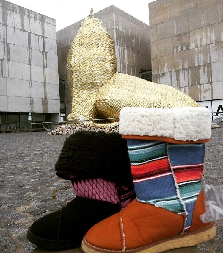 Pies calentitos #perkyxahi #perkymdq #botitas #boots