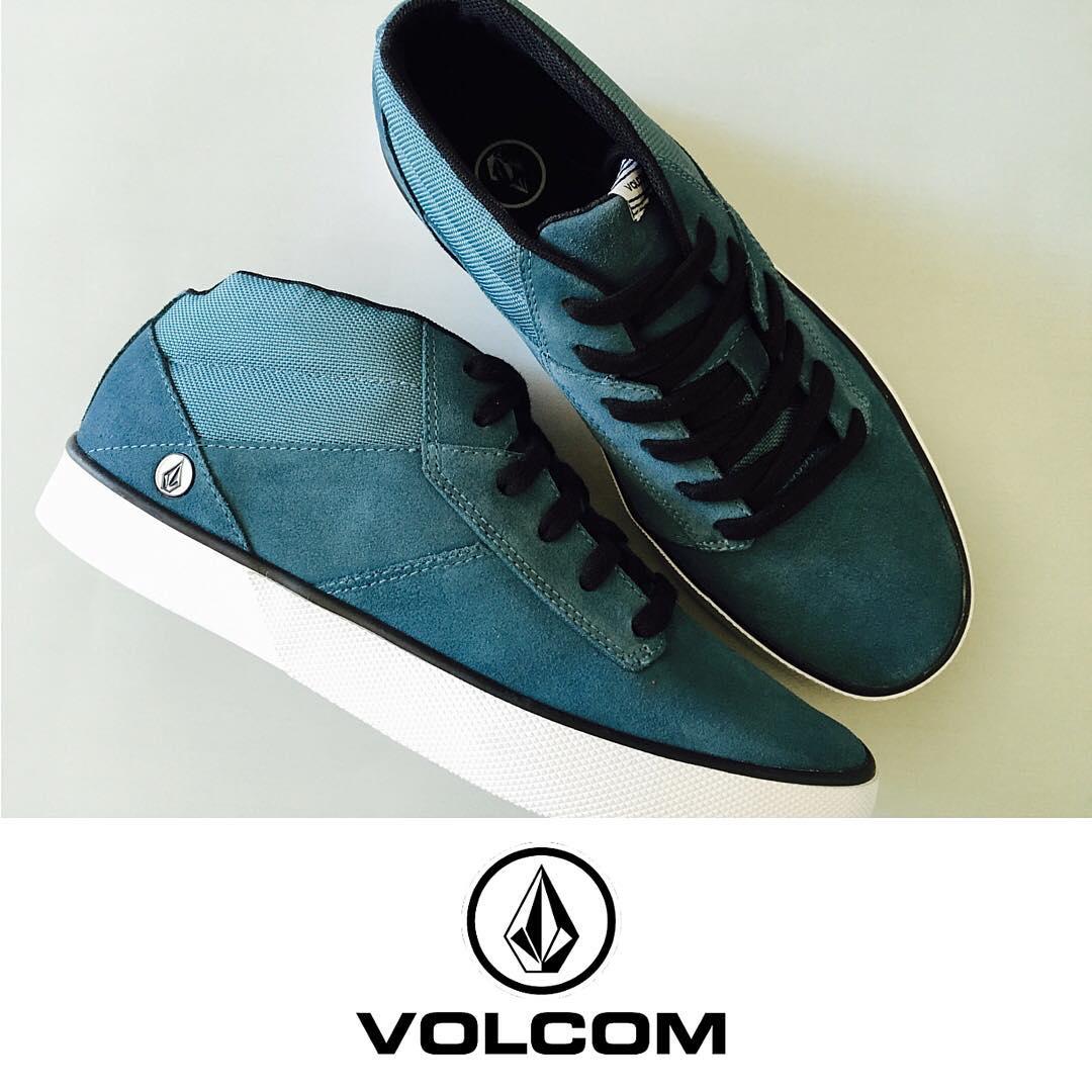 Grimm mid 2 lo nuevo de #volcomfootwear