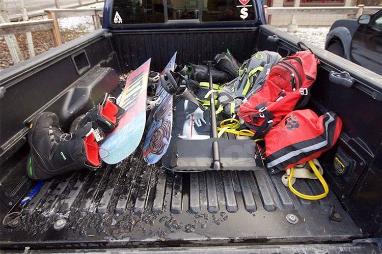 What's in your truck? #buildbetterjumps