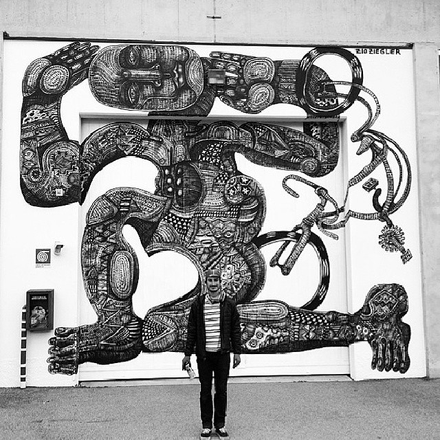 @zioziegler #arte!  #artevans #art #streetart #streetculture