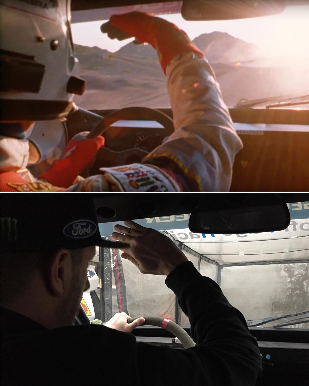 "I'm a big fan of ""Climb Dance"", the video of Ari Vatanen's Pikes Peak attack from the late 80's. It was an epic piece of filmmaking that has inspired my videos in a big way - and is a must-watch for any rally fan. So, it was kind of fun yesterday to..."