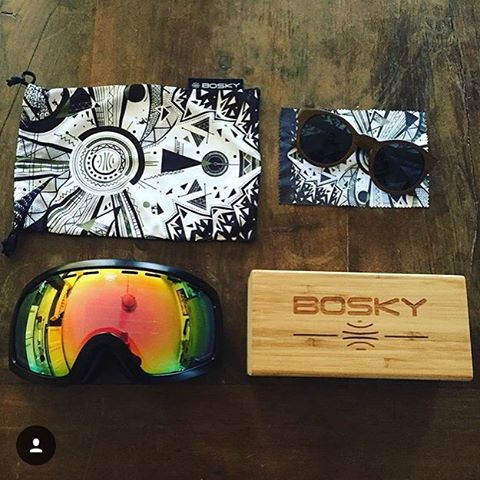 Sunglass and goggle sets available at boskyoptics.com #summeriscoming #springtime #sunday