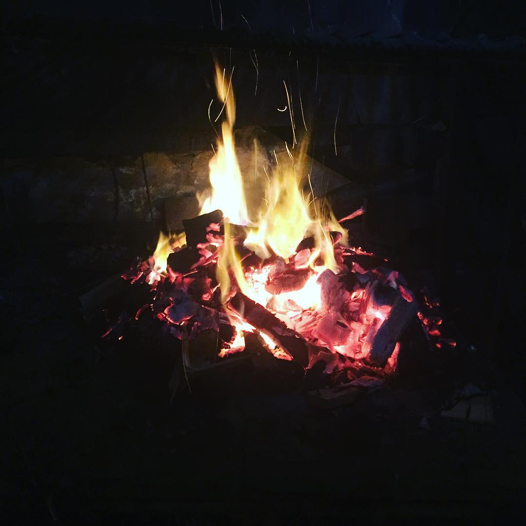 A puro fuego! Celebrando Al Cangrejo! Cc @fedepsicoactivo ! Gracias!!