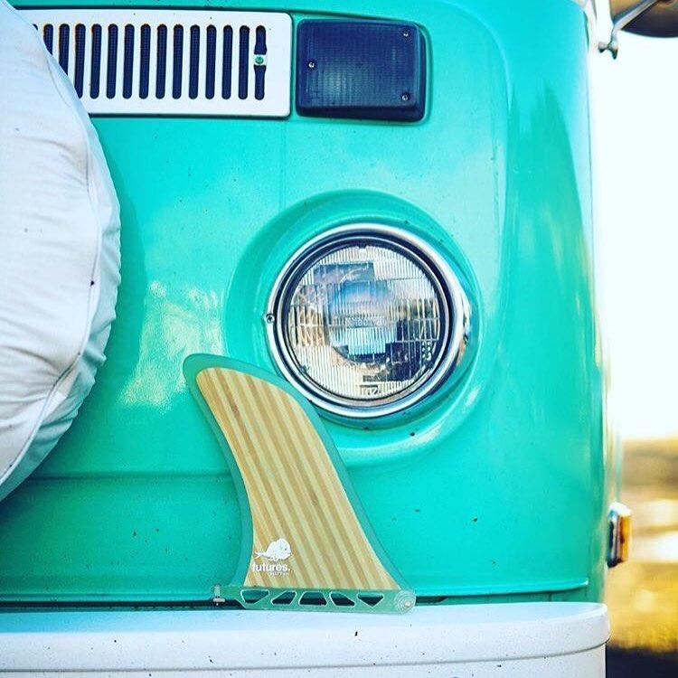 Beep beep. Honk honk. A-wooga! Regram via @momentsurfco