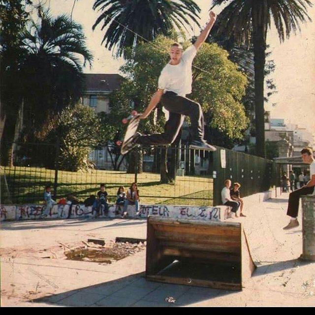#ivanrafowich #hospitaldurand circa1986