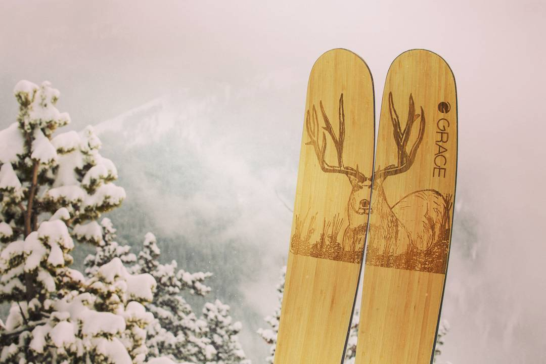 We like to think the skis coming out of our Eagle River Valley manufacturing facility are pieces of art that ski as good as they look. You be the judge... We will be at Loveland next Saturday with these Bullets and some of our other next year's...