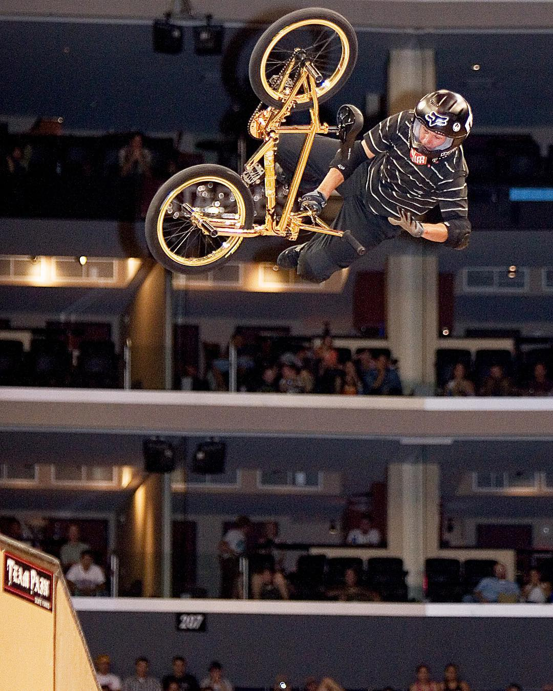#XGames legend Dave Mirra was born on this day 42 years ago.