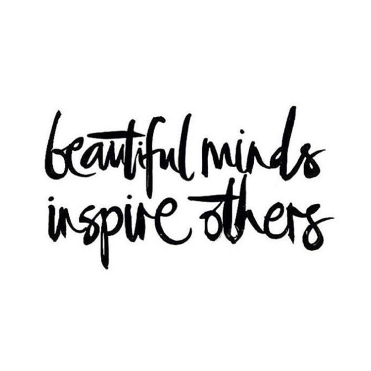 We had the most inspiring weekend. Tag the beautiful minds that inspire you daily!  #mondaymotivation #mondaymantra