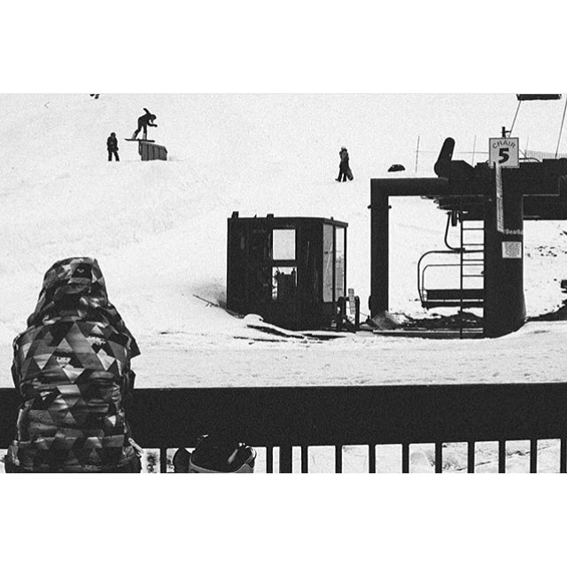 Great shot of Tristin (@touchaheiney) at #TheLaunch2016 at @bear_mountain