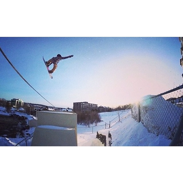 #Panoramic in the streets of St.Johns . R: @jeremycloutier . @brothers_factory