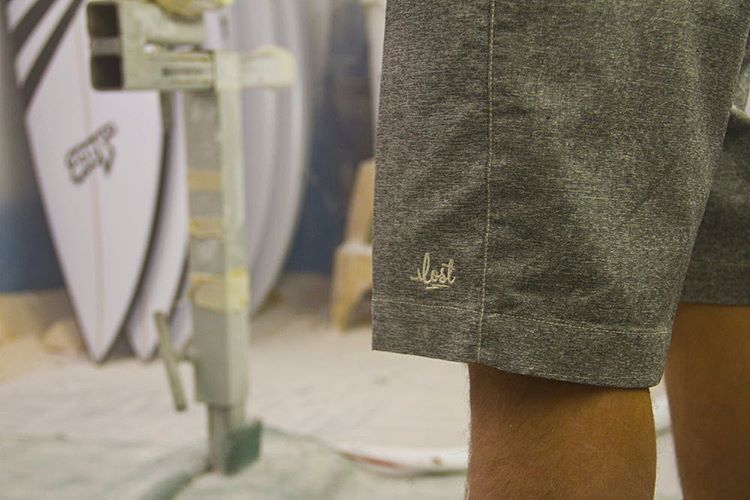 "New ...Lost ""Fandango"" walkshorts for Spring '16. Now available in shops and online. #lostclothing"