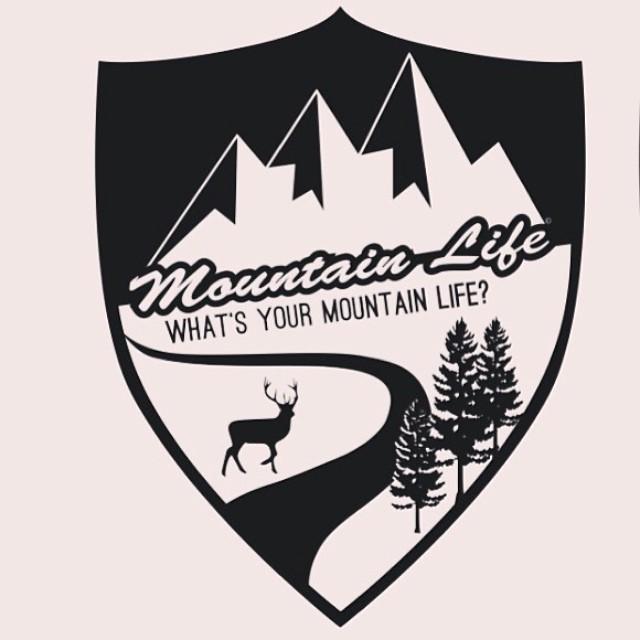 One of our newest badge #decals for #Spring #Summer #Limited #Edition #MountainLifeCo #boarding #snowboarding #snowboard #ski #skiing #liftlife #shred some #pow #flyfishing #getlost in the #backcountry #rockclimbing #trailrun #bouldering #hiking #climb...