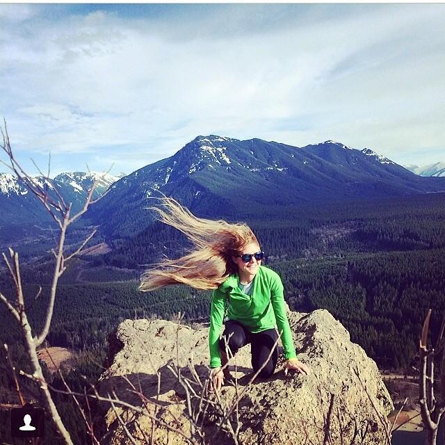 Thanks @keykey023 for showing us your #mountainlife #hiking #rattlesnake #ledge #mountain #trail #washington #mountainranges #washingtontrails #hike #climb #mountainlifeco #springbreak in the #mountains #climbing #hiking #hunting #skiing #snowboarding...