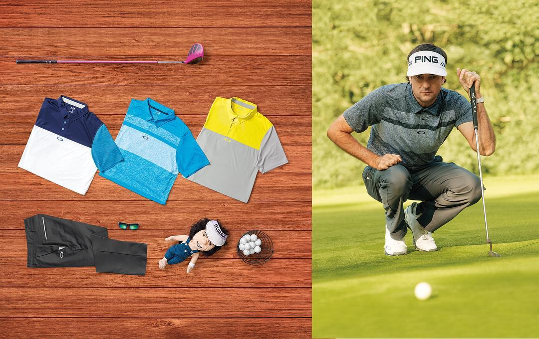 @BubbaWatson is Augusta-ready.  For all things #OakleyGolf follow our new account, @oakley_golf.