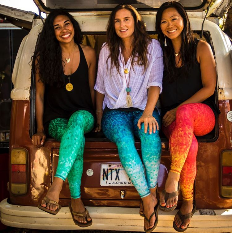 YOUR VIBE ATTRACTS YOUR TRIBE Our OKIINO tribe: Rachel, Robyn & Angeline came together over a shared passion to create products with purpose supporting our active lifestyle.  We create high-performance multifunctional apparel that gives back to the...