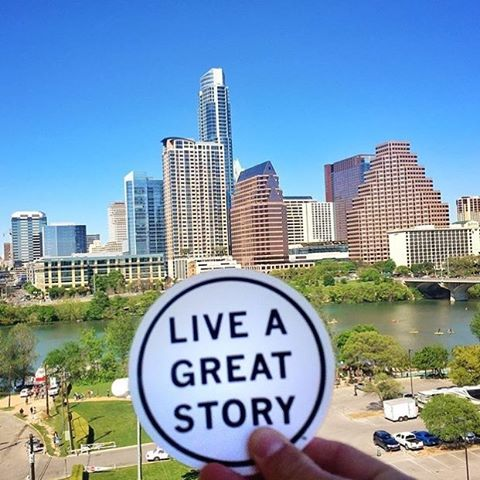 @liveagreatstory meet-up at @urbancolabatx April 7th. • • Check out their page account to get all the details! • • #atx #austintx #texas #tx #spratx #makersanddoers
