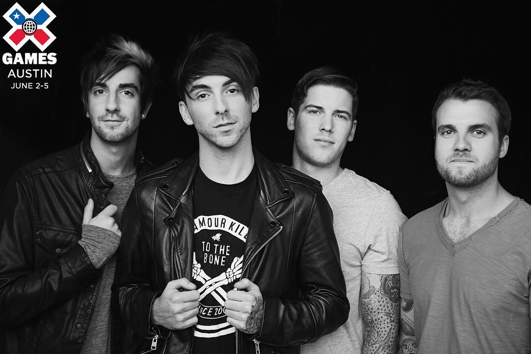 @AllTimeLow just released the music video for their new single 'Missing You.' They're gonna perform live at #XGames Austin in June!