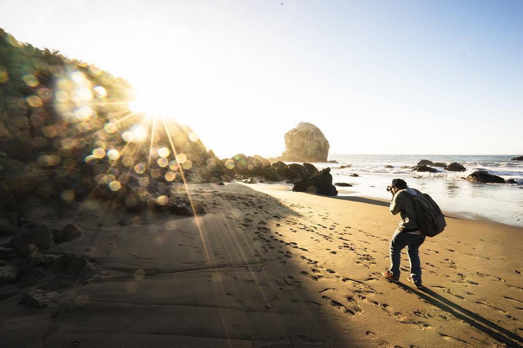 Shooting shadows in SF
