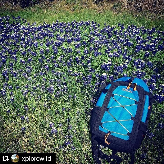 Awesome shot of our Cascade from one of our Brand Ambassadors.  Thanks @xplorewild! #getoutside #spring #backpacks #graniterocx #outdoorsrocx