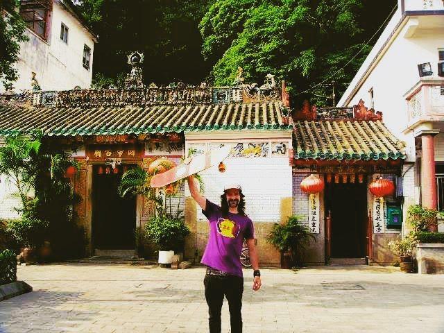 Recuerdos de nuestro viaje a CHINA con Alo Fraga... #andarxandar  www.wikasport.com