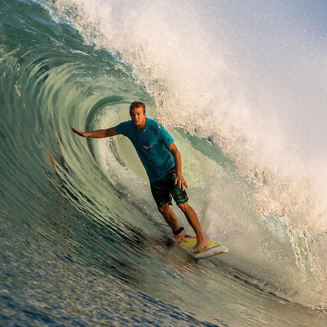 @whoisjob putting his signature boardshort to the test.  #designedtostayon #bodyglove Available now in stores And on www.bodyglove.com/job-boardshorts