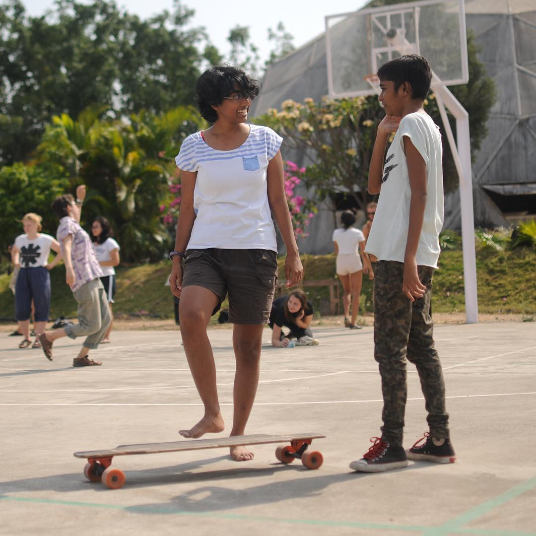 Have you seen the report and photo review of the longboard workshop and premiere of OPEN we hosted in India? Head to longboardgirlscrew.com and see history being made by our two Ambassadors @ishtiish & @kunjikaa.  Endless thanks to @alivehive &...