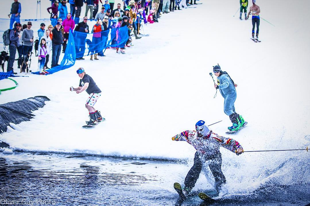 The PHGB Team went pond skimming this past weekend in Sun Valley, Idaho! What did you get up to?!