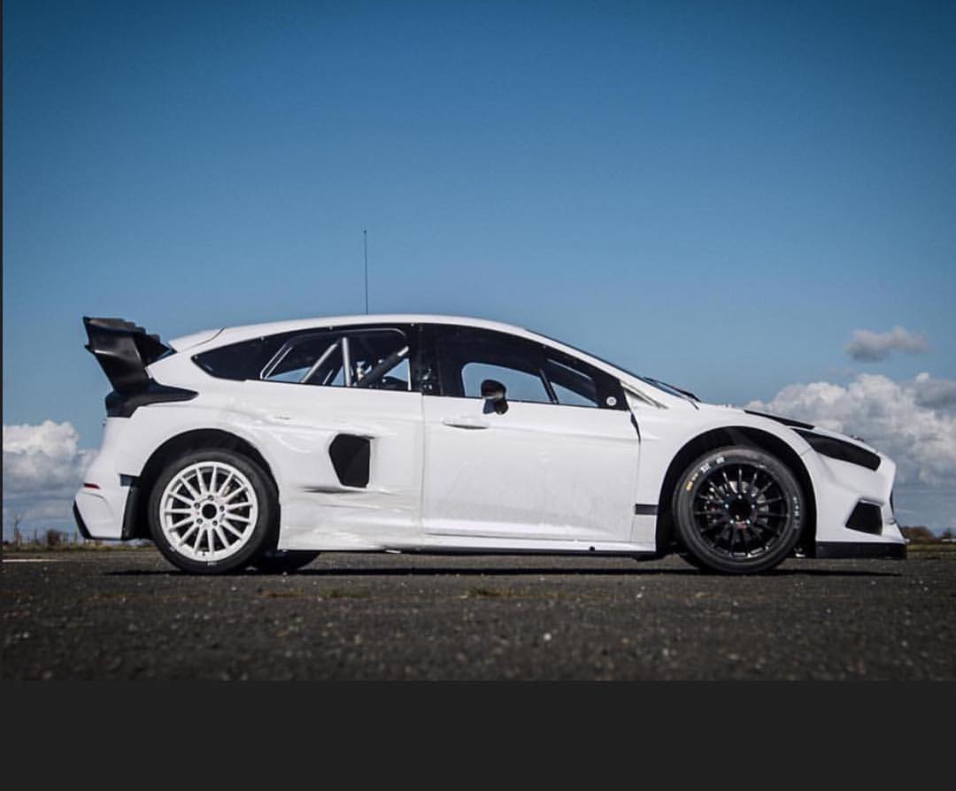 What do you think of @kblock43's Focus RSRX? #bodyinwhite