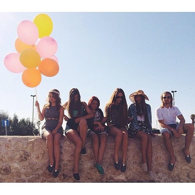 The amazing Israel team from yesterday. Ph @kerendriker #paez_il #telaviv #paeztrip