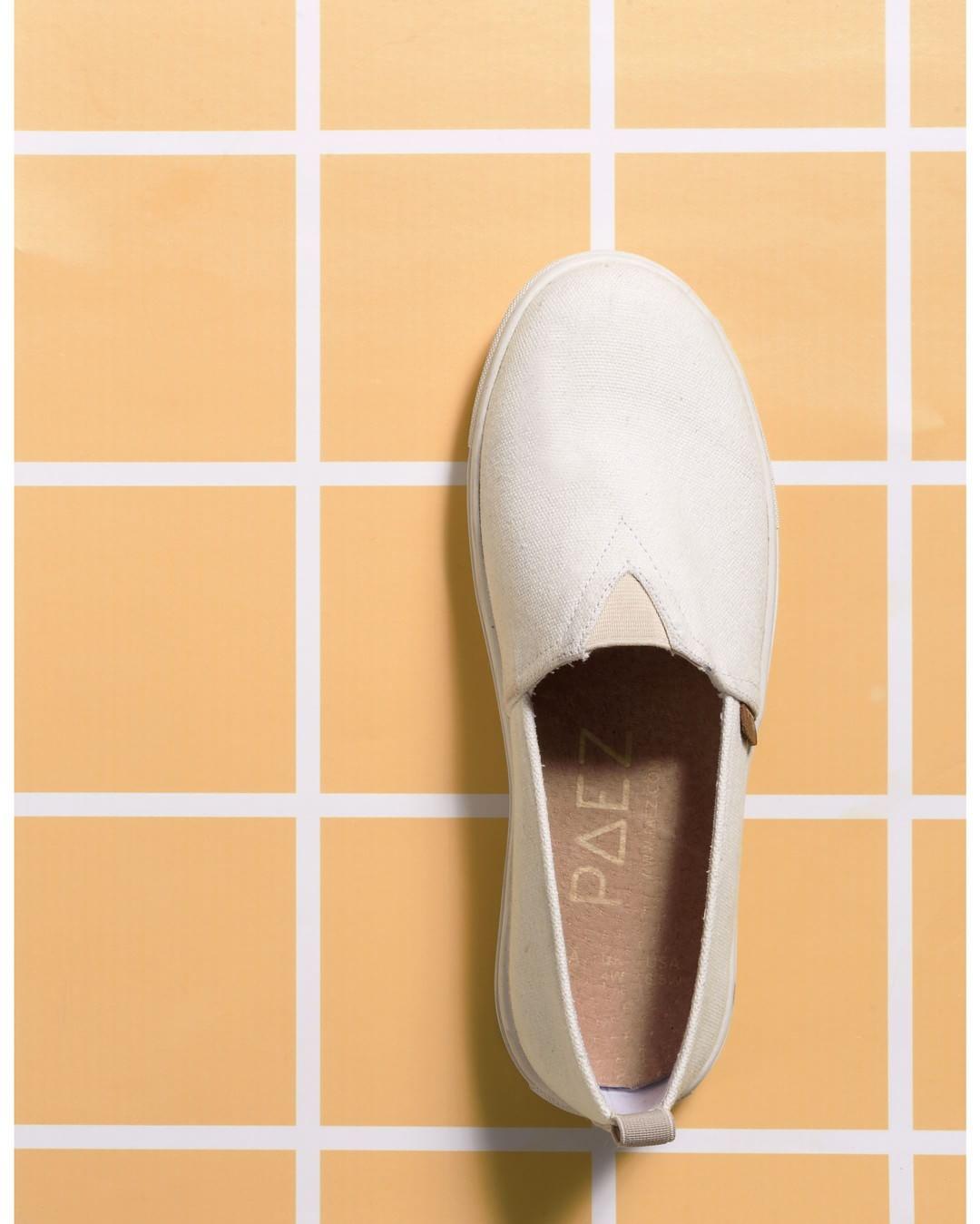 Nadie puede resistirse a unas Slip - On blancas, pegan con todo, en todo lugar a toda hora. - Classics are forever