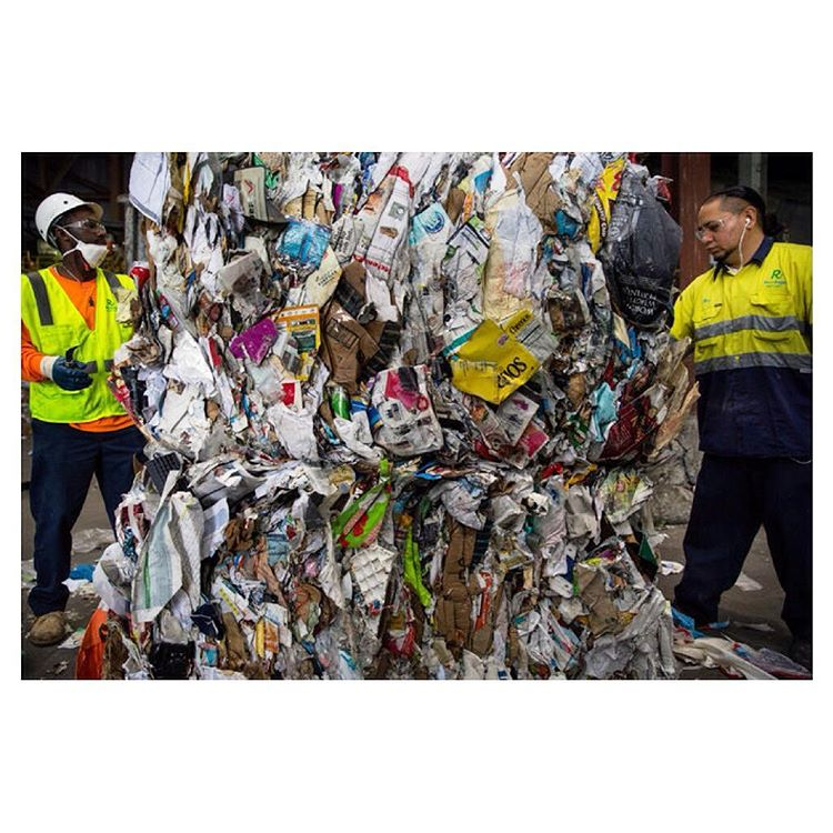 They call #SanFrancisco 'the Silicon Valley of Recycling', with foreign officials visiting from around the world to get ideas & inspiration on how to handle their mushrooming piles of waste. ♻️