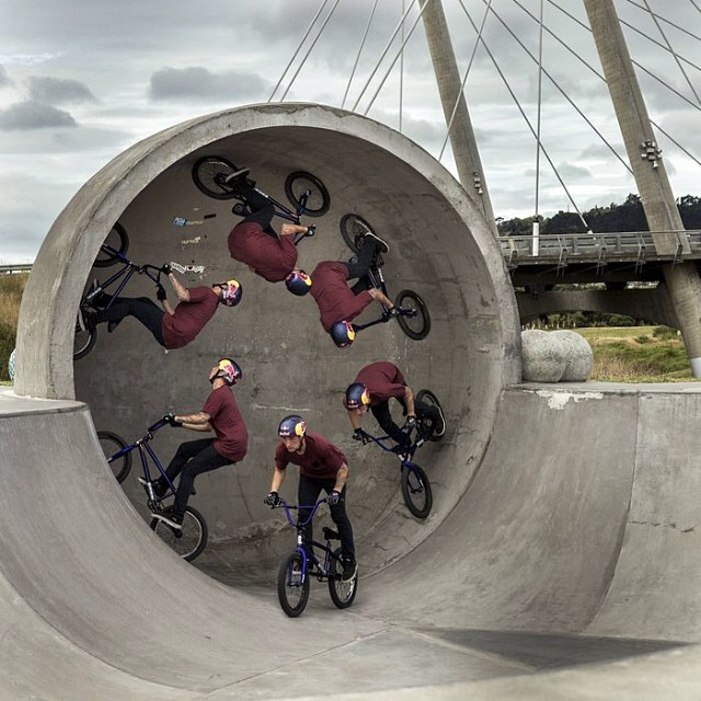 Come around. #bmx  #bike #anthonynapolitan