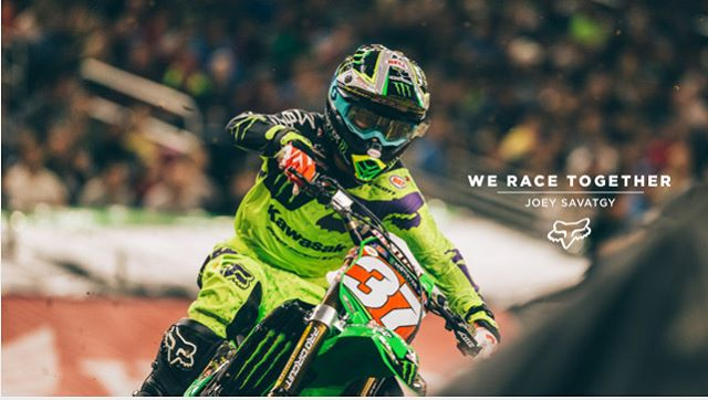 We Race Together - Episodio 1 con @versacesavatgy37. #foxracing #liveforit #weracetogether