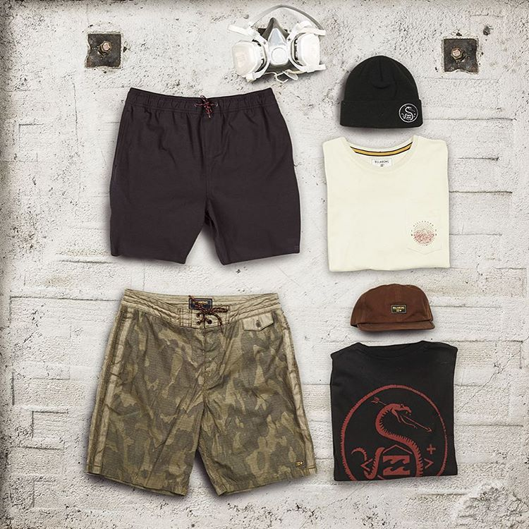 #SurfPlus || Timeless essentials built with broken in comfort in mind. Find yours at Billabong.com or your local shop.