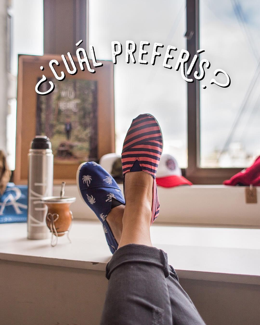 ¿Cuál te gusta más? El modelo más votado va a tener un 40% de descuento en nuestra Tienda Online el lunes 11 de Abril...