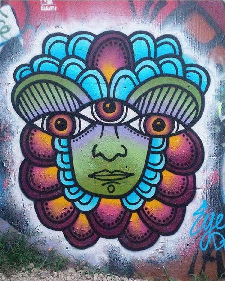 @steveye_wundr • • #atx #austintx #texas #art