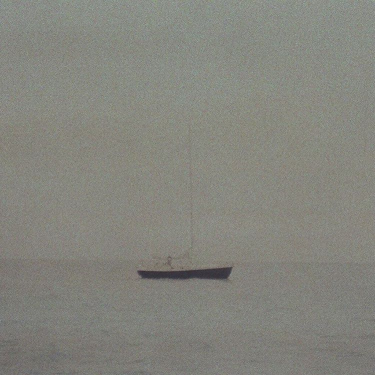 Fog bath | shot on a broken film camera