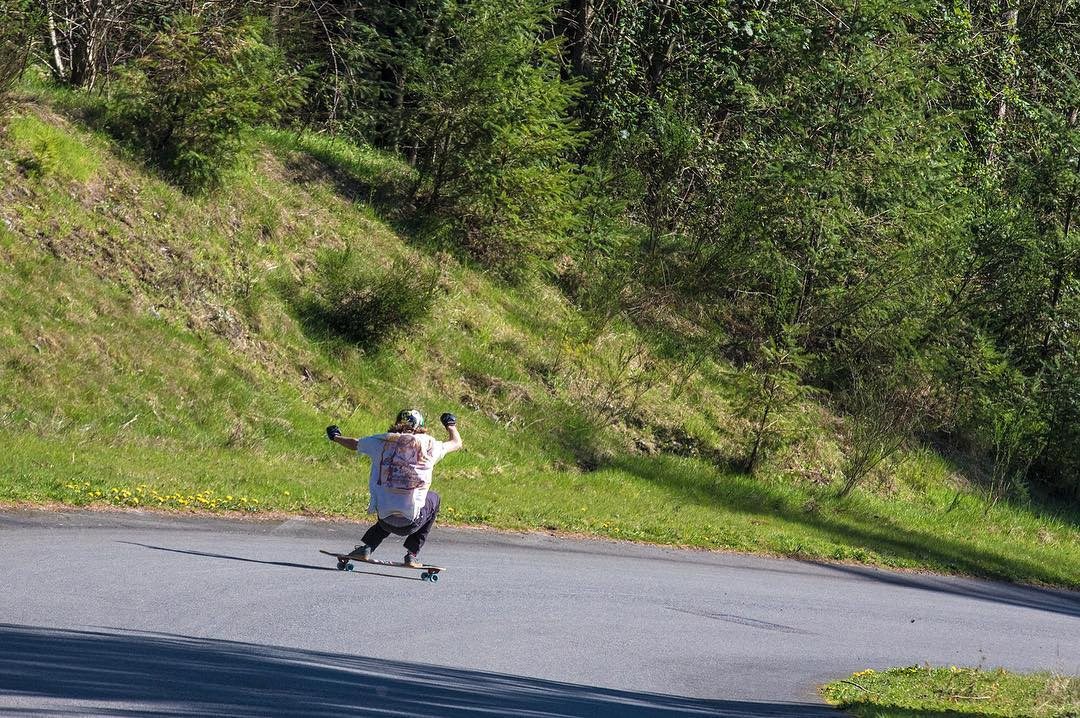"""@hunterollom out for a rip on the Keystone 39"""""""