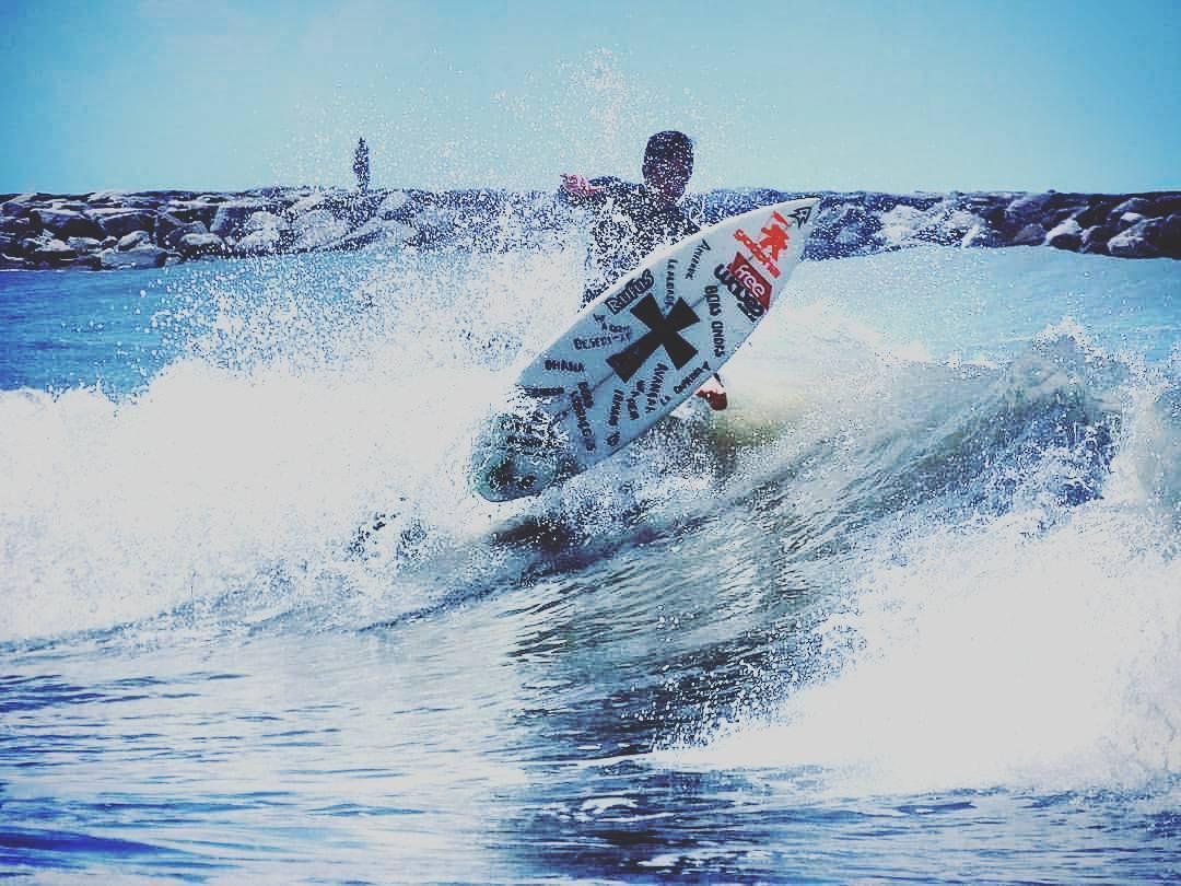 Frann Fulton / Mar del Plata #gotcha #surfing